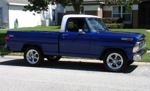 f100 wheels and tires